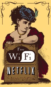 Free-WiFi at Bluff Hill Bed & Breakfast